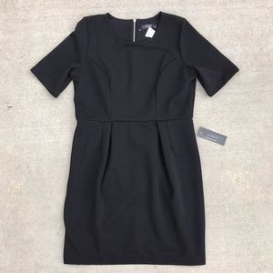 The Limited Back Zipper Ribbed Dress